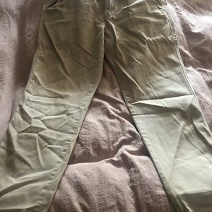 Women's AMERICAN EAGLE size 6 chinos